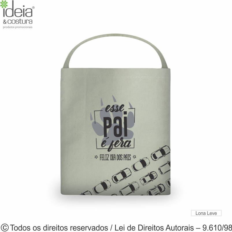 LIXOCAR DE LONA 19X22CM 704
